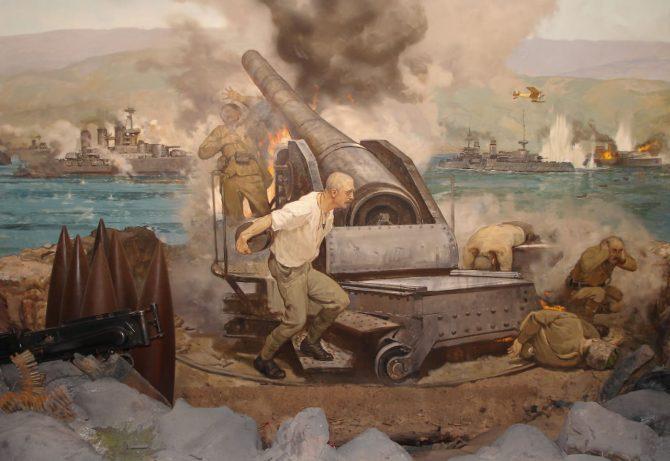 18 MART ÖZEL –  18 Mart Boğaz Harbinde Müttefik Filonun Saldırı Planı ile Türk Savunma Düzeni Üzerine Değerlendirmeler (M. Onur Yurdal)