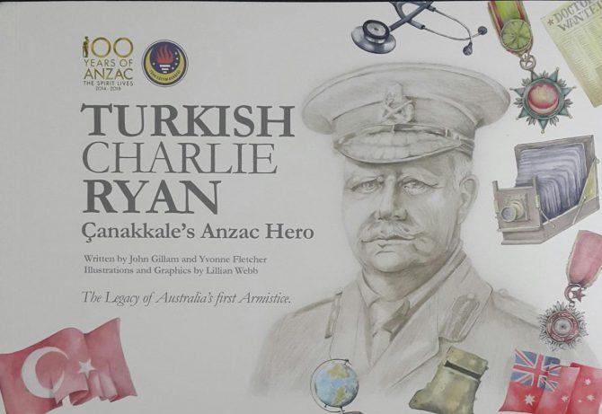 Plevne de Türk Ordusunda görev alan, Çanakkale de ise karşı safta bulunan Avustralyalı askeri doktorun öyküsü Avustralyalı çocuklara anlatılıyor. Turkish Charlie Ryan kitabının yazarlarından John Gillam ile Röportaj (Tuncay Yılmazer)