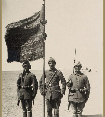 The Battle Of Musallebeh – 14 July 1918 – A Failed Turkish German Joint Attack On  The WW1 Palestine Front (Tuncay Yılmazer)