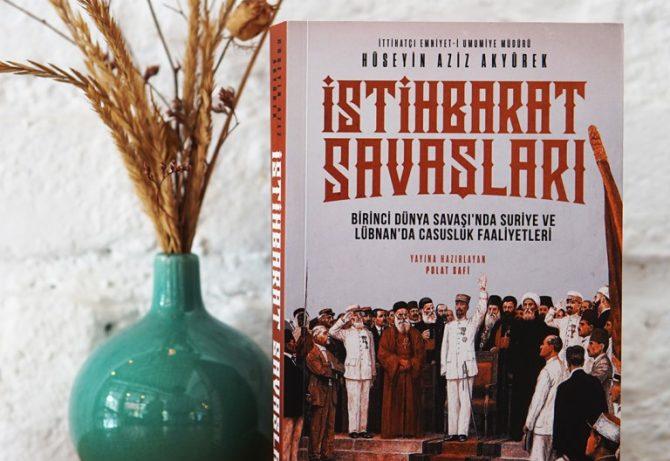 """Polat Safi İle """"İstihbarat Savaşları"""" Kitabı Üzerine Söyleşi (Tuncay Yılmazer)"""