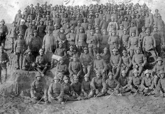 Ottoman Warfare 1914-1918 (Mehmet Fatih Baş)