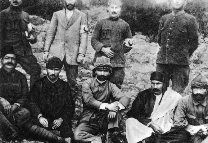 Enver Paşa ve Libya (Burak Enver)