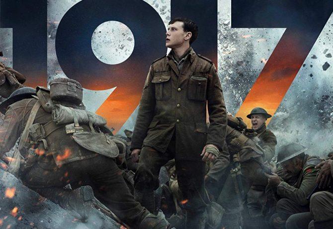 1917 – Hollywood'un Birinci Dünya Savaşı ile İmtihanı  (Tuncay Yılmazer)