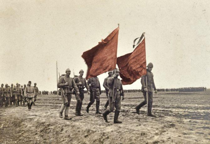 Unutulmuş Zafer Kûtulamâre 1916 (Muzaffer Albayrak)