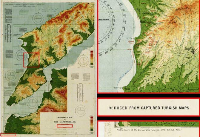 Çanakkale Muharebe Alanlarında İngilizce ve Fransızca Mevki Adları Neden Vardır? (Gürsel Akıngüç)
