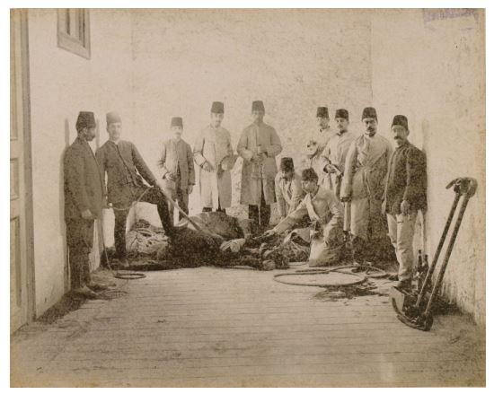 Askerî Teşkîlât-ı Sıhhiyye-i Baytariyye Nizâm-nâmesi (Bayram Akgün)