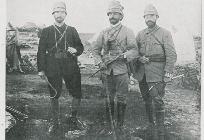 """""""Mücahitlerin İçerisinde Gayret ve Cesaretle"""" Trablusgarb Harbine Dair Mustafa Kemal ve Enver İmzalı Bir Belge (Mustafa Onur Yurdal)"""