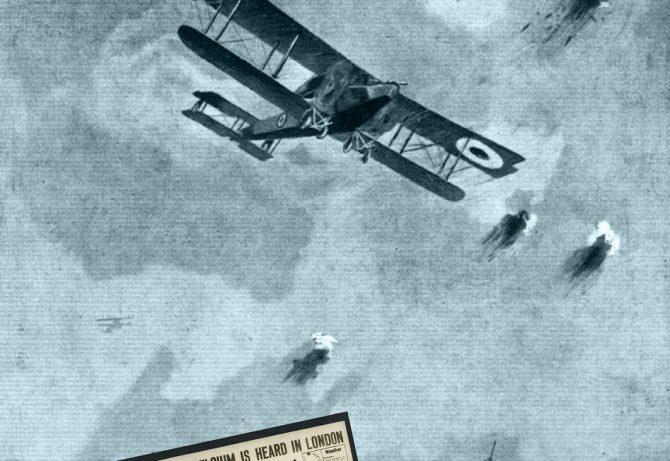 Hedef İstanbul 1917 – Birinci Dünya Savaşı'nda Kıtalararası Hava Saldırısı (Murat Söylemez)