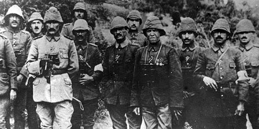 Gelibolu Kayası- Mustafa Kemal'in Liderliği (M. Şahin Aldoğan)