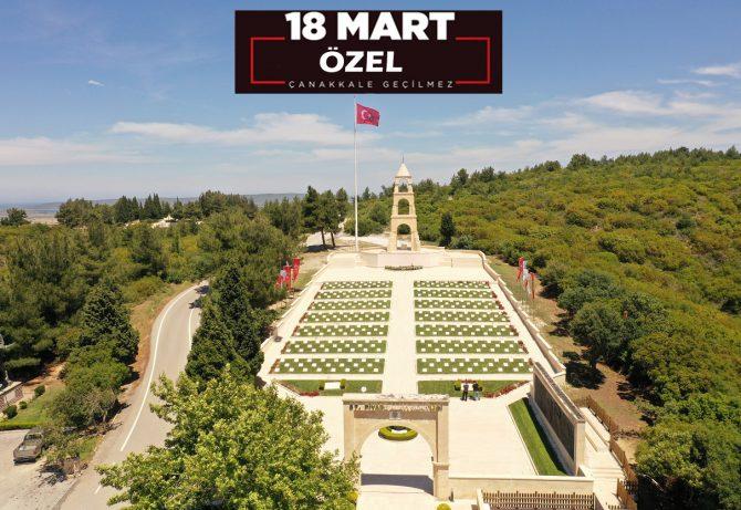 Belediye Başkanının Çanakkale'de Şehit Olan Oğlu -18 MART ÖZEL (Ahmet Yurttakal)