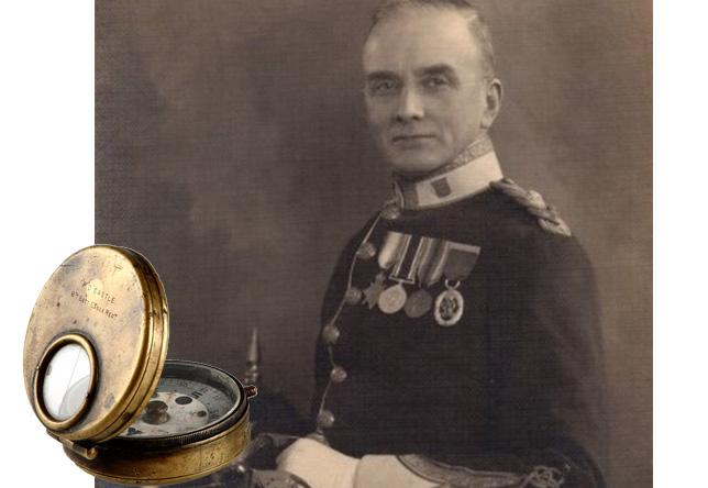 Kireçtepe'den Londra'ya Bir Pusulanın İzinde… Yüzbaşı Castle'ın Hikayesi (Murat Söylemez)