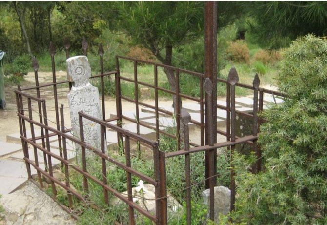 Şahindere Sargıyeri'nde Medfun Mülazim-ı Sani Mustafa Efendi'nin Şehadeti  (Burhan Sayılır)