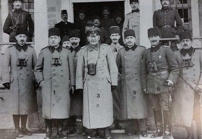 Goltz Paşa'nın 18 Mart Öncesi Alman İmparatoru II. Wilhelm'e Sunduğu Raporunda Çanakkale'deki Durum ve Cephenin Önemi Hakkındaki Değerlendirmeleri (Yusuf Ziya Altıntaş)