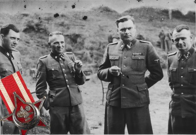 Filistin Cephesinden Auschwitz Kampına – Osmanlı Madalyalı SS Subayı (Murat Söylemez)