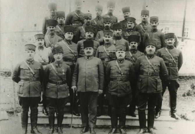 Kurtuluş Savaşı Sonrası Türk Silahlı Kuvvetleri Barış ve Konuş Projesi-1923 (Kara Kuvvetleri Kısmı) (Eray Çelik)